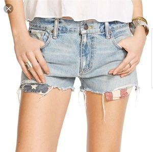 Ralph Lauren Boyfriend Cut Short